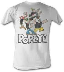 Buy Popeye Adult Costume