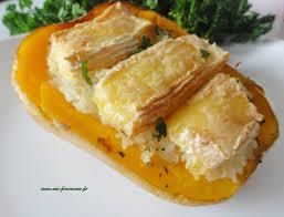 cuisiner une courge butternut courge butternut farcie au camembert aux fourneaux