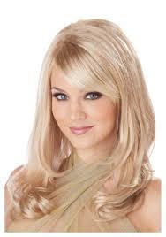 Blonde Wig Halloween Costume Blonde Lush Layers Wig Halloween Costumes