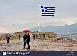Greek Canadian Flag Flag Umbrella Stock Photos U0026 Flag Umbrella Stock Images Alamy
