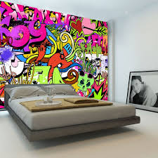 Best Unfinished Basement Images On Pinterest Urban Art - Graffiti bedroom