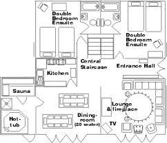 ski chalet house plans ski chalet floor plans home deco plans