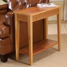 small skinny side table narrow side tables living room aripan home design