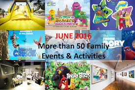 june holidays 2016 activities for kids