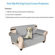 Dog Sofa Covers Waterproof Amazon Com Anti Slip Couch Cover For Dogs Kids Pets Waterproof