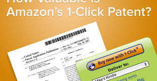 Click And Grow Amazon How Valuable Is Amazon U0027s 1 Click Patent It U0027s Worth Billions