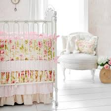 Roses Crib Bedding In Bloom Baby Bedding I Want To Try And Make My Own Bedding