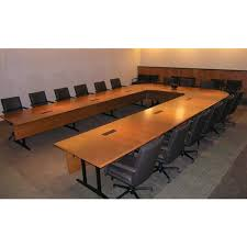 used conference room tables used conference table at rs 20000 piece conference hall table