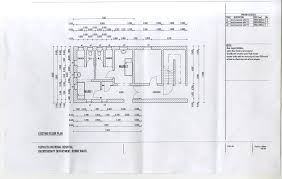 interior design proposed renovation of radiotherapy ward at