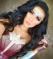 Wonder Woman Makeup For Halloween by Wonder Woman Inspired Look From The 2017 Film Is Live On My