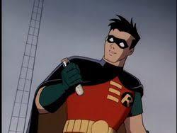 robin batman animated series wiki fandom powered wikia