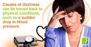 light headed dizzy weak nauseous and uncommon reasons for dizziness in middle aged women
