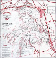 Balboa Park Map San Diego by Cartifact Griffith Park Animated Map To The Trails