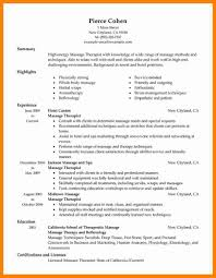 respiratory therapist resume objective massage therapy resume examples sevte