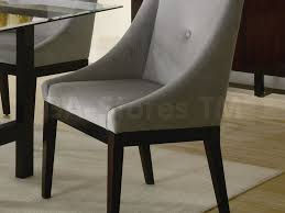 Upholstered Chairs Dining Room Chairs 52 Two Tone Dining Room Design Idea Present Armless