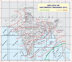 Monsoon Asia Map by Monsoon Reaches Andaman U0026 Nicobar Islands