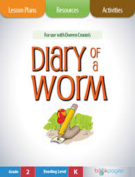 diary of a worm bookpagez