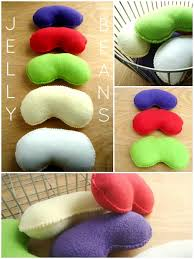 jelly bean plushies pattern u2013 including template plushie patterns