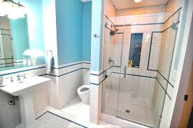 bathroom small narrow ideas with tub and shower window treatments