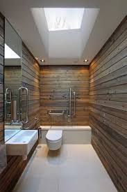 frameless shower door idea for nice bathroom with simple lights