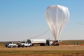 students send balloons to the stratosphere nasa