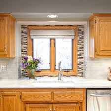 Paint Colors For Kitchens With Oak Cabinets Design Ideas Pictures - Kitchen designs with oak cabinets