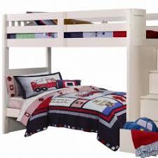 Bunk Bed With Storage Stairs Neutron Children U0027s Bunk Bed With Stair Storage