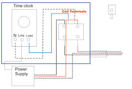 wiring diagram for a contactor travelwork info