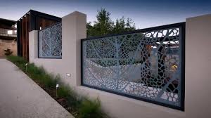 House Wall Design by New House Compound Wall Design Youtube