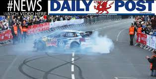 wales rally gb waves the flag for return to conwy daily post