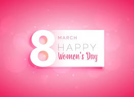 pink day background vector free