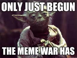 It Has Begun Meme - star wars parody hub the great cnn meme war has begun best of cnn