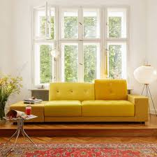 stunning yellow accents to brighten up your space nonagon style