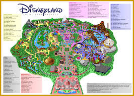 Disney World Magic Kingdom Map Insights And Sounds A New Magic Kingdom