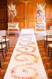 wedding runners wedding ideas aisle runners that showcase your personality
