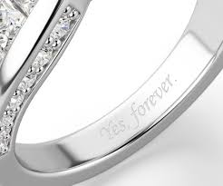 engagement ring engravings ring engravings inspiration