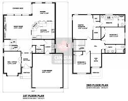 modern two house plans 2 floor house plans home planning ideas 2017