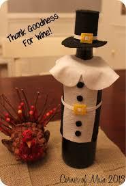 thanksgiving wine pairing 7 amazing thanksgiving themed wine bottle centerpieces laurita