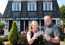 White Lodge bed and breakfast in Great Yarmouth named as one of UKs