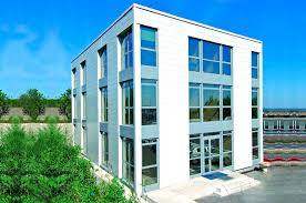bureau préfabriqué bâtiment préfabriqué pour bureau en bois écologique epur 465