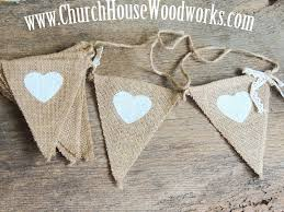 burlap burlap items for rustic weddings church house woodworks