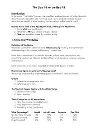 Sample Resume For Registered Nurse Position by The Blue Pill Or The Red Pill Letter Sized