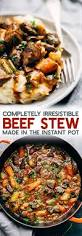 irresistible instant pot beef stew recipe little spice jar