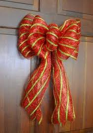 ribbon with wire diy how to tie a loopy bow cant wait wreaths and craft