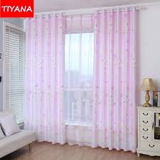 Childrens Bedroom Window Treatments Compare Prices On Butterfly Curtains Pink Online Shopping Buy Low