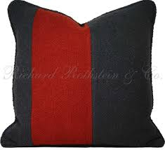 Pillow Designs home decoration black and red decorative throw pillow design