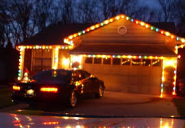 old c9 christmas lights lets see your house all decorated for the holidays the 1947