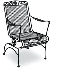 Black Patio Chair Black Outdoor Dining Chairs Dogwood Patio Chair Aluminum Set