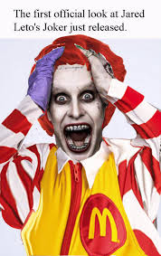 Jared Leto Meme - wanna know where i got these fries jared leto s joker know