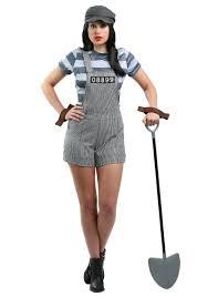 prisoner costume women s chain prisoner costume